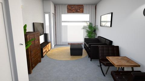 Brandslangstraat Living 4 - Eclectic - Living room  - by Patrickvh3