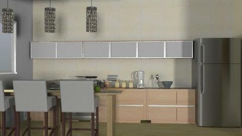Vaso k3 - Minimal - Kitchen  - by tijana