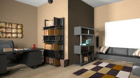 Room3 - Modern - Office  - by xheni46
