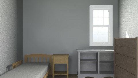 ian's room - Minimal - Kids room  - by angelicaramirez