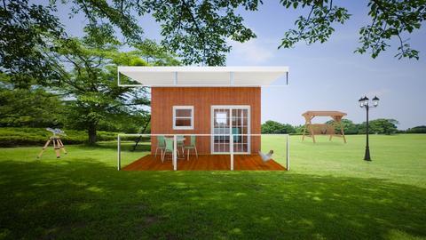 homesweeeeethome - Garden  - by Urso Wilson Silva