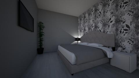 ALEKSANDRA - Modern - Bedroom  - by AleksandraStojakov