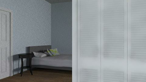 Zenga  - Retro - Bedroom - by CYounkman