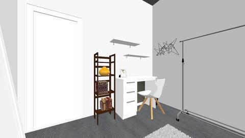 My bedroom 2 - Bedroom - by Sarahazz_17