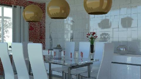 Glamorous - Glamour - Dining room  - by carolinafer