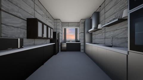 Kitchen Design  - Kitchen  - by AlyssaOA
