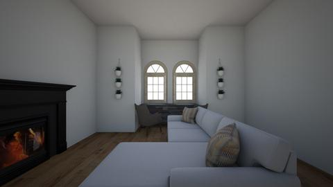 begginer - Modern - Living room  - by CallieC723