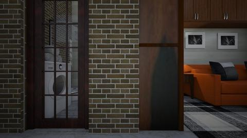 YI  CONTAINER 25X10 ENTRY - Global - Living room  - by decordiva1
