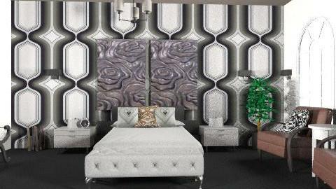Diamond's Bedroom - Retro - Bedroom  - by DiamondJ569