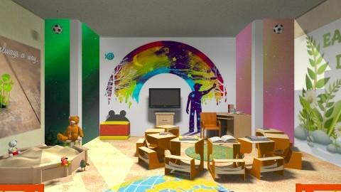 Rainbow class - Modern - by Orionaute