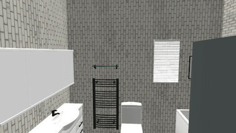 tfbathroom - Retro - Bathroom  - by inglenook