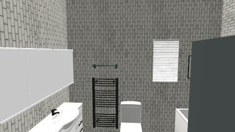 tfbathroom - Retro - Bathroom  - by inglenook
