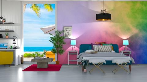 CONTESSST  Ash04 - Bedroom  - by ash04