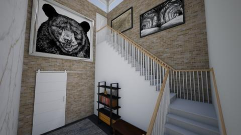 Entryway - Eclectic - by laurenpoisner