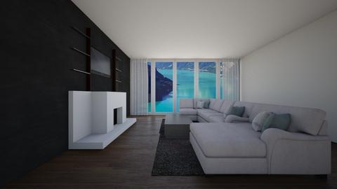 Living Room  - Living room  - by Madumyta