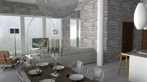 Casa - Vintage - Living room  - by Stehli Claudia