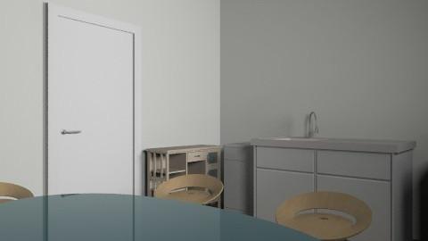 Kitchen - Retro - Kitchen  - by AngeK