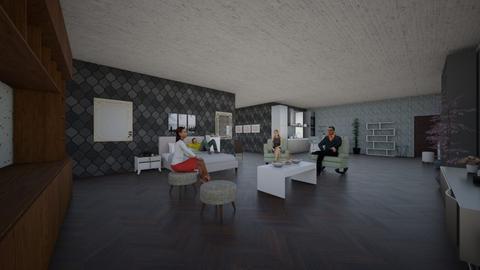 vars 8 - Living room - by varshitha