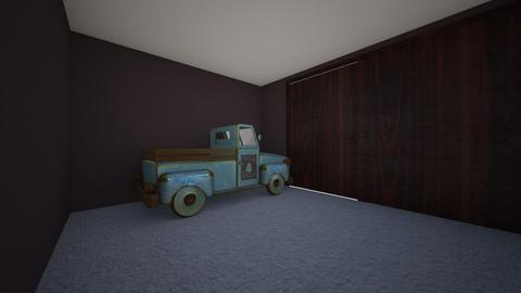 Granpas Nice garage - Vintage - by xavierwold