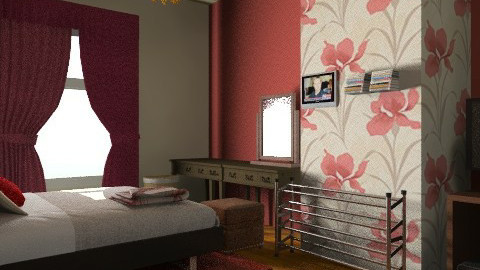 Mum and Dads Bedroom - Modern - Bedroom - by Tramaine Higgins