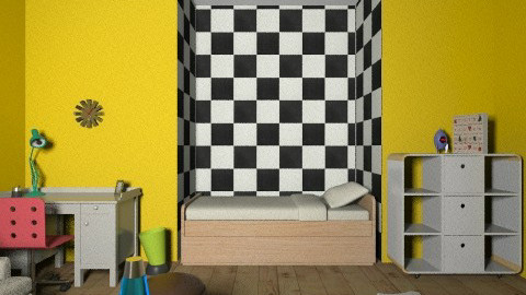 moja soba - Modern - Kids room  - by muhamed