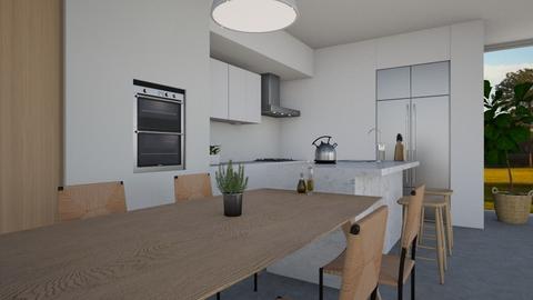 Kitchen Toscana - by Valeska Stieg
