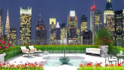 CityScape! - Modern - Garden - by AlSudairy S