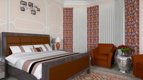 Modern Classic - Classic - Bedroom  - by chloedaniella