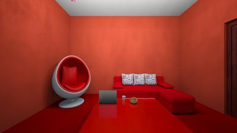 Xander Hendrix - Living room  - by triplex1 1 5 5 6 6