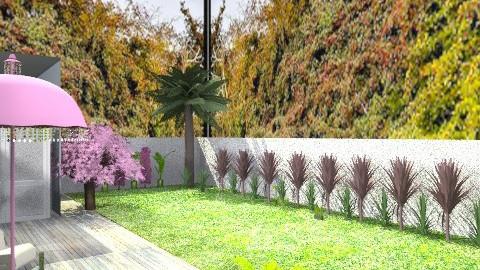 The Garden mk4 - Modern - Garden  - by Edwards Anna