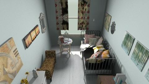 bedroom - Vintage - Bedroom  - by Gabriella Aloia