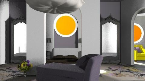 Archy - Eclectic - Bedroom  - by mrschicken