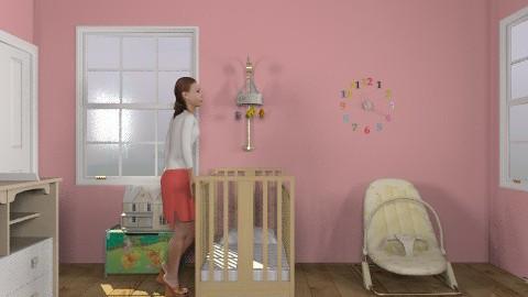 room 4 1 more - Modern - Kids room  - by ourhouse111