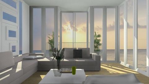 34 - Modern - Living room  - by Ivana J