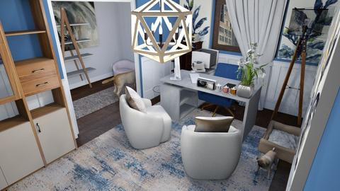 Friday challenge 1 - Office  - by Ashlee_wx