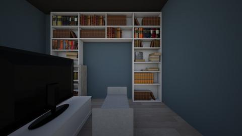 bedroom - Modern - Bedroom  - by Me daboss