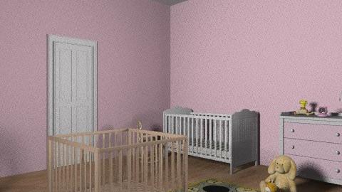 Babyy room - Glamour - Kids room  - by Tiffanyy