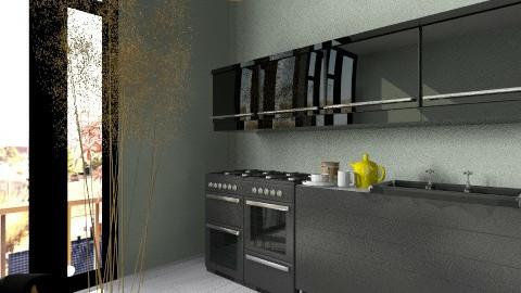 Dinky - Minimal - Kitchen  - by maartjevanwieringen1