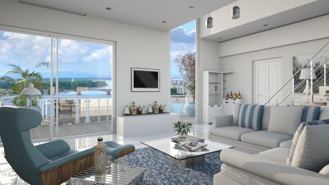 Living Room - Modern - Living room  - by evie_flump
