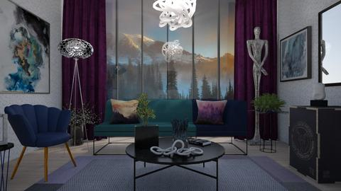 Dreams Contest _ Milyca - Living room  - by milyca8