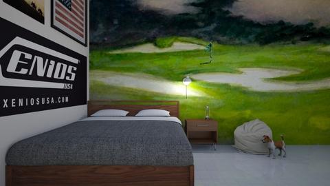 Bedroom - Bedroom  - by Golfguy