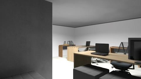 escritorio - by Cristiano Gouveia