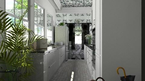 galley6 - Modern - Kitchen  - by auntiehelen
