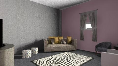 my new bedroom - Retro - by dwoww