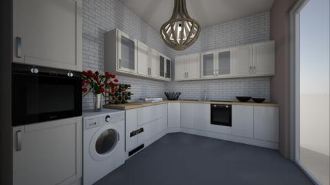 Kitchen 1 - Kitchen  - by Krynska