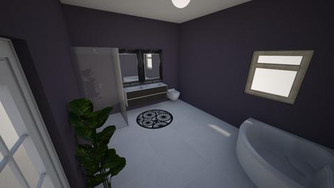 bathroom project - Bathroom  - by Ksplatt2