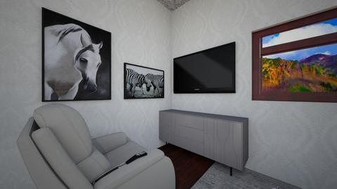 BEDROOM 2 - Bedroom  - by lokmane