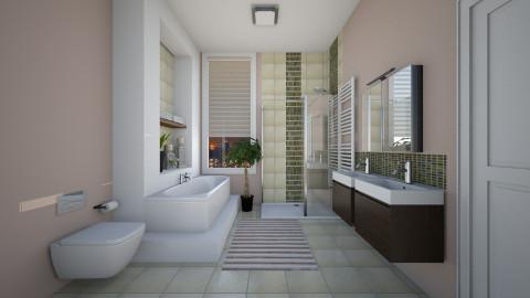 Virtual - Bathroom  - by janip