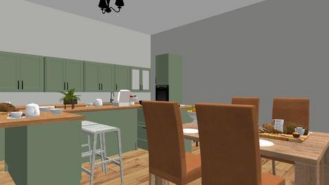 kitchen - Modern - by Mellina04