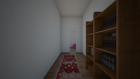 Hallway - by Ashely_Daigle